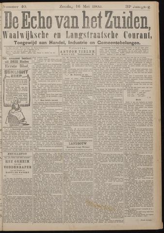 Echo van het Zuiden 1909-05-16