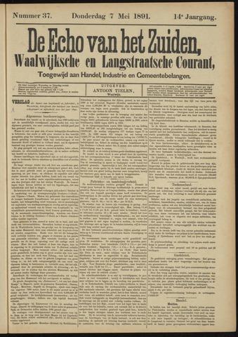 Echo van het Zuiden 1891-05-07