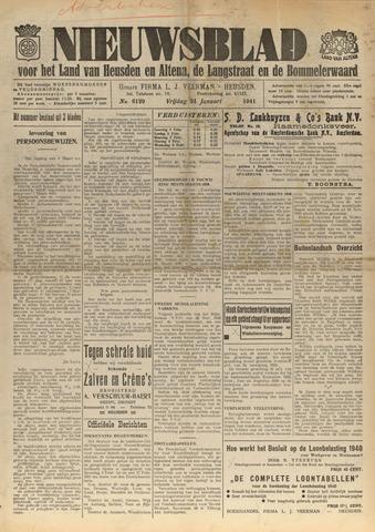 Nieuwsblad het land van Heusden en Altena de Langstraat en de Bommelerwaard 1941-01-31