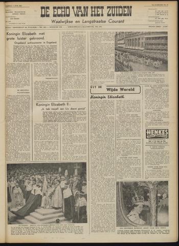 Echo van het Zuiden 1953-06-05