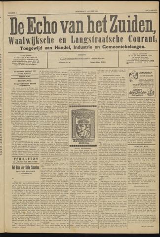 Echo van het Zuiden 1929-01-09