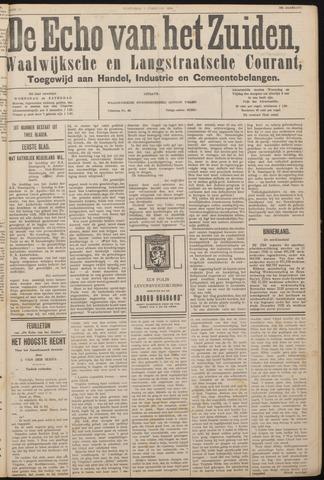 Echo van het Zuiden 1936-02-05