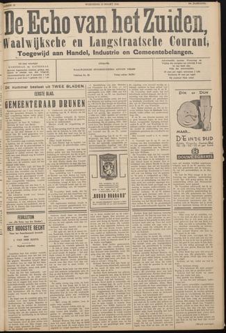 Echo van het Zuiden 1936-03-25