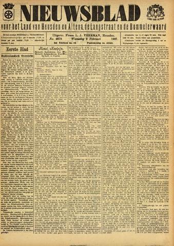 Nieuwsblad het land van Heusden en Altena de Langstraat en de Bommelerwaard 1927-02-02