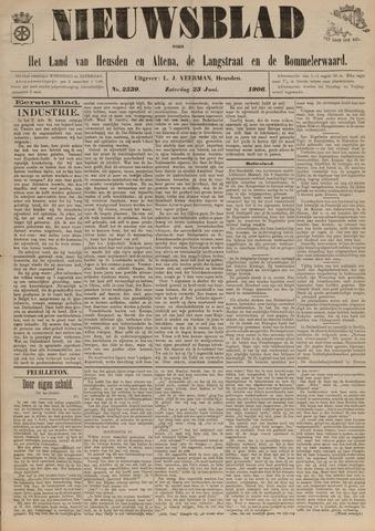 Nieuwsblad het land van Heusden en Altena de Langstraat en de Bommelerwaard 1906-06-23
