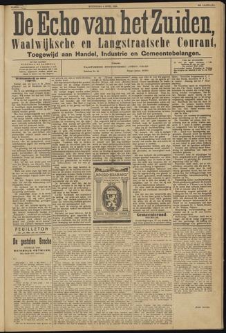Echo van het Zuiden 1923-04-04