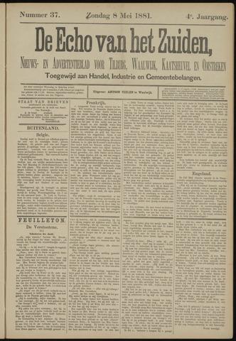 Echo van het Zuiden 1881-05-08
