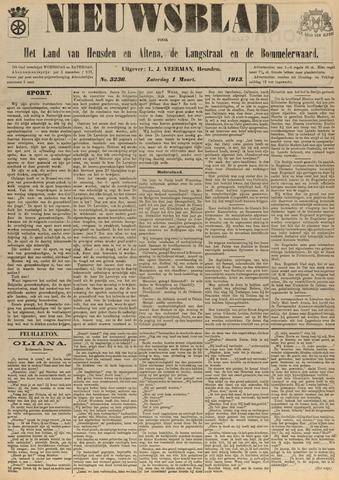 Nieuwsblad het land van Heusden en Altena de Langstraat en de Bommelerwaard 1913-03-01