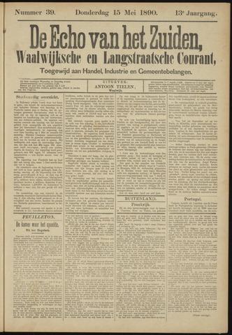 Echo van het Zuiden 1890-05-15
