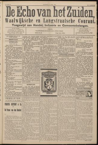 Echo van het Zuiden 1927-04-13