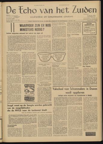 Echo van het Zuiden 1963-07-22