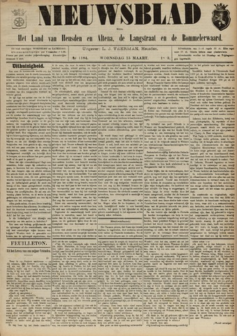 Nieuwsblad het land van Heusden en Altena de Langstraat en de Bommelerwaard 1893-03-15