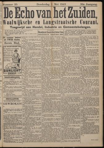 Echo van het Zuiden 1913-05-01