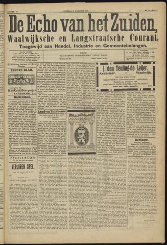 Echo van het Zuiden 1923-08-18