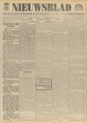 Nieuwsblad het land van Heusden en Altena de Langstraat en de Bommelerwaard 1929-03-27