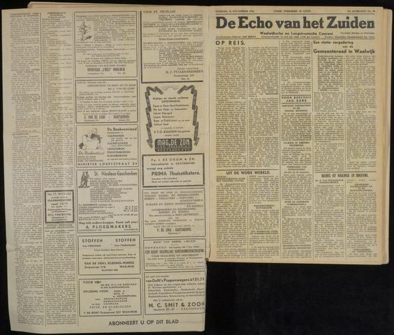 Echo van het Zuiden 1948-11-30