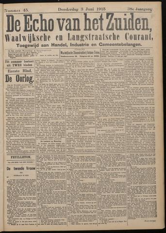 Echo van het Zuiden 1915-06-03