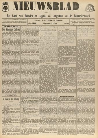 Nieuwsblad het land van Heusden en Altena de Langstraat en de Bommelerwaard 1915-04-17