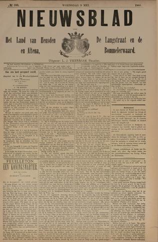 Nieuwsblad het land van Heusden en Altena de Langstraat en de Bommelerwaard 1888-05-09