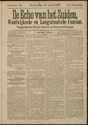 Echo van het Zuiden 1899-04-20