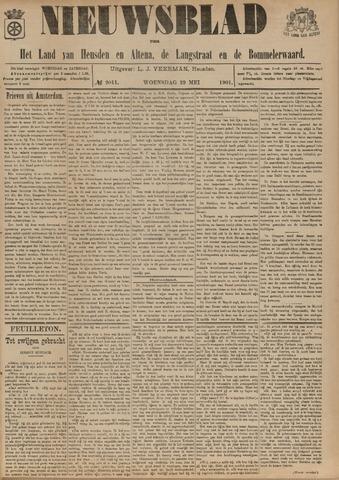 Nieuwsblad het land van Heusden en Altena de Langstraat en de Bommelerwaard 1901-05-29