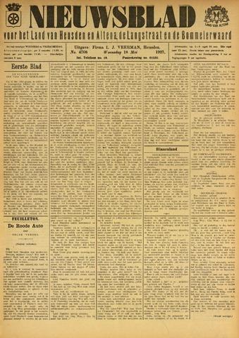 Nieuwsblad het land van Heusden en Altena de Langstraat en de Bommelerwaard 1927-05-18