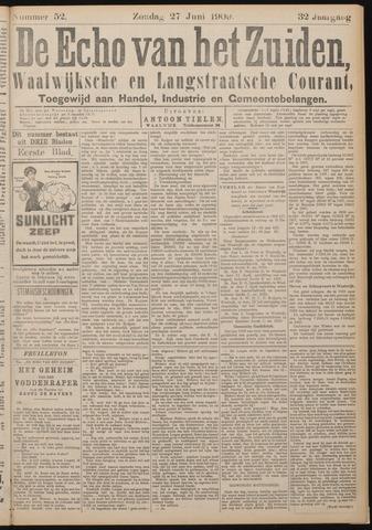Echo van het Zuiden 1909-06-27
