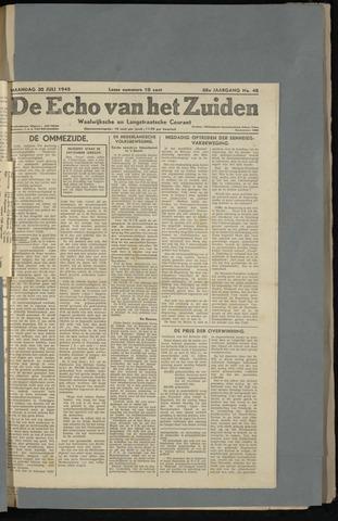 Echo van het Zuiden 1945-07-30