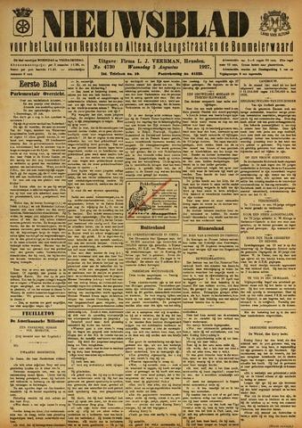 Nieuwsblad het land van Heusden en Altena de Langstraat en de Bommelerwaard 1927-08-03