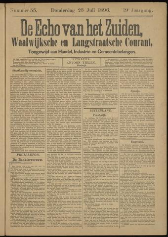 Echo van het Zuiden 1896-07-23