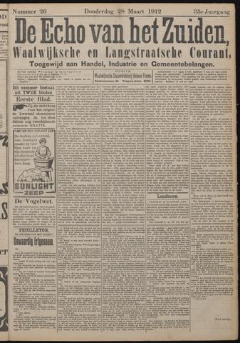 Echo van het Zuiden 1912-03-28