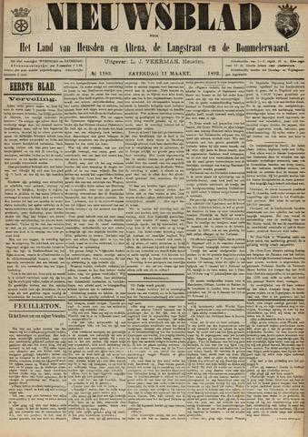 Nieuwsblad het land van Heusden en Altena de Langstraat en de Bommelerwaard 1893-03-11
