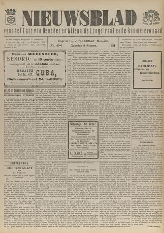 Nieuwsblad het land van Heusden en Altena de Langstraat en de Bommelerwaard 1921-01-08