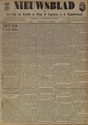 Nieuwsblad het land van Heusden en Altena de Langstraat en de Bommelerwaard 1894-03-17