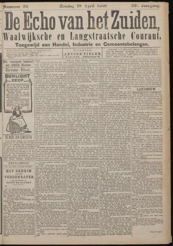 Echo van het Zuiden 1909-04-18