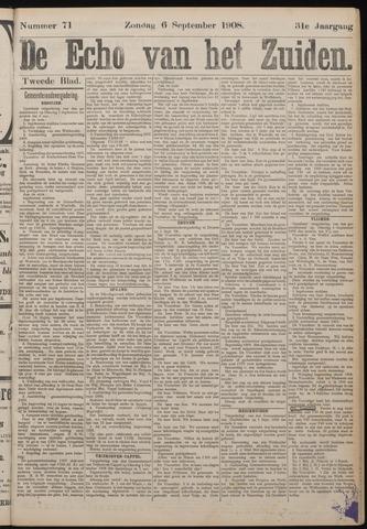 Echo van het Zuiden 1908-09-06