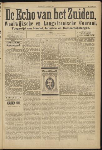 Echo van het Zuiden 1923-08-08