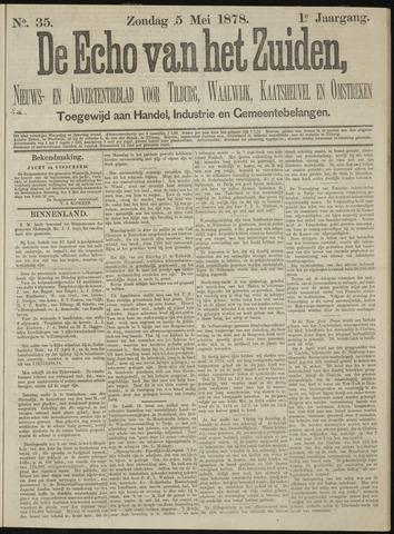 Echo van het Zuiden 1878-05-05