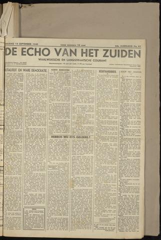 Echo van het Zuiden 1945-09-14
