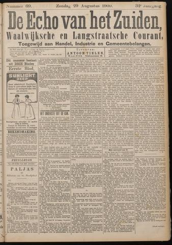 Echo van het Zuiden 1909-08-29