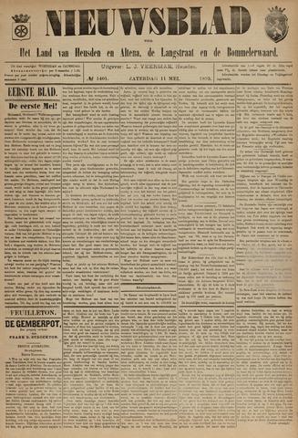 Nieuwsblad het land van Heusden en Altena de Langstraat en de Bommelerwaard 1895-04-11