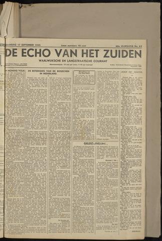 Echo van het Zuiden 1945-09-17