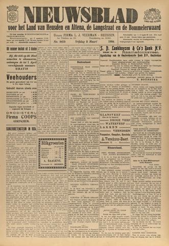 Nieuwsblad het land van Heusden en Altena de Langstraat en de Bommelerwaard 1934-03-02