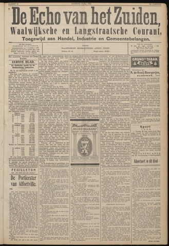 Echo van het Zuiden 1922-08-19