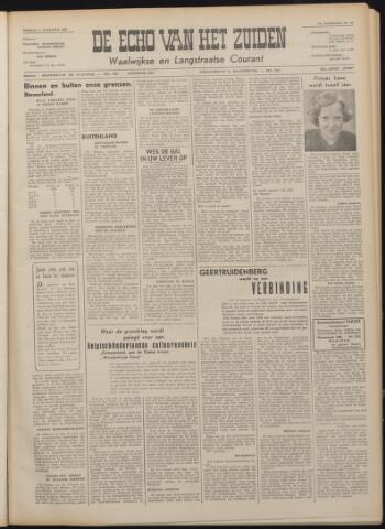 Echo van het Zuiden 1951-08-03