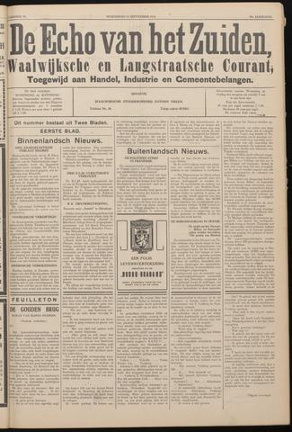 Echo van het Zuiden 1936-09-23