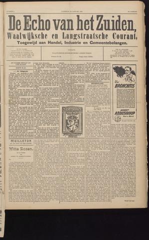Echo van het Zuiden 1928-01-27