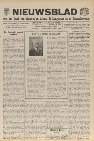 Nieuwsblad het land van Heusden en Altena de Langstraat en de Bommelerwaard 1948-09-02