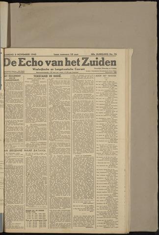 Echo van het Zuiden 1945-11-05