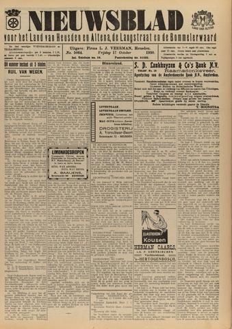 Nieuwsblad het land van Heusden en Altena de Langstraat en de Bommelerwaard 1930-10-17
